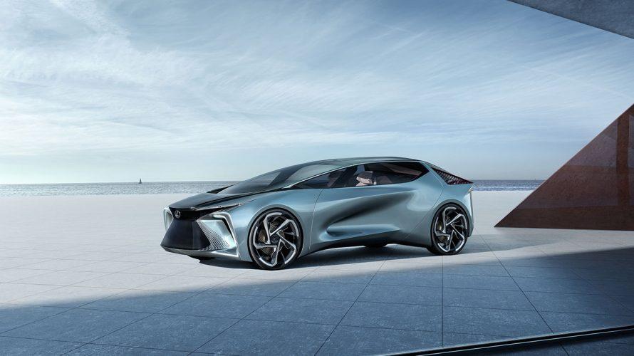 レクサス、新電動化ビジョンを象徴するEVコンセプト「LF-30 Electrified」ワールドプレミア【東京モーターショー 2019】