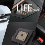 レクサスNX専用設計の社外品新アイテム