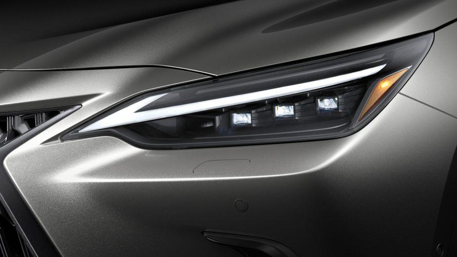 三眼LEDヘッドライト(AHSあり)